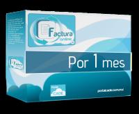 Factura Electrónica por PAGO MENSUAL