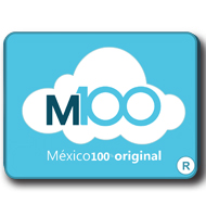 Distintivo M100